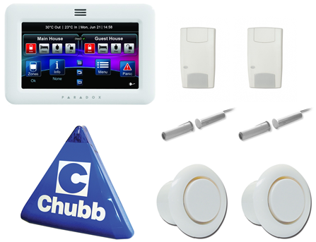 Chubbwatch Premium Residential Security System Nz Chubb