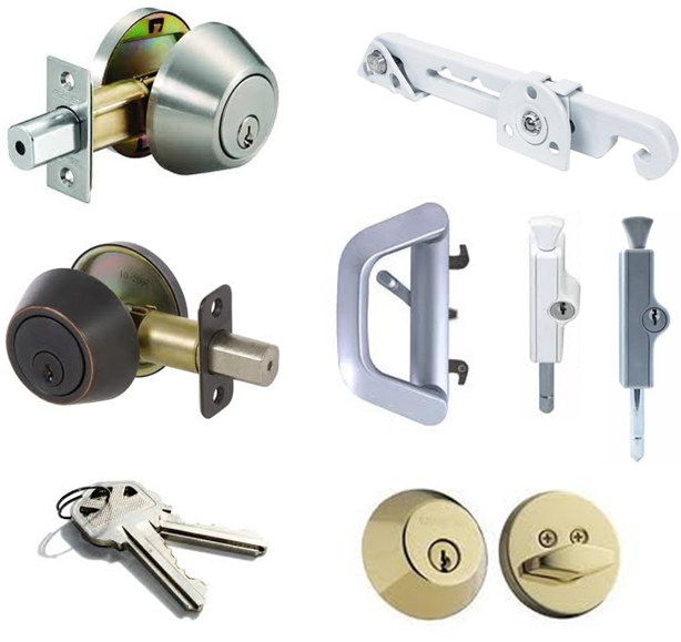 Chubb secure locks